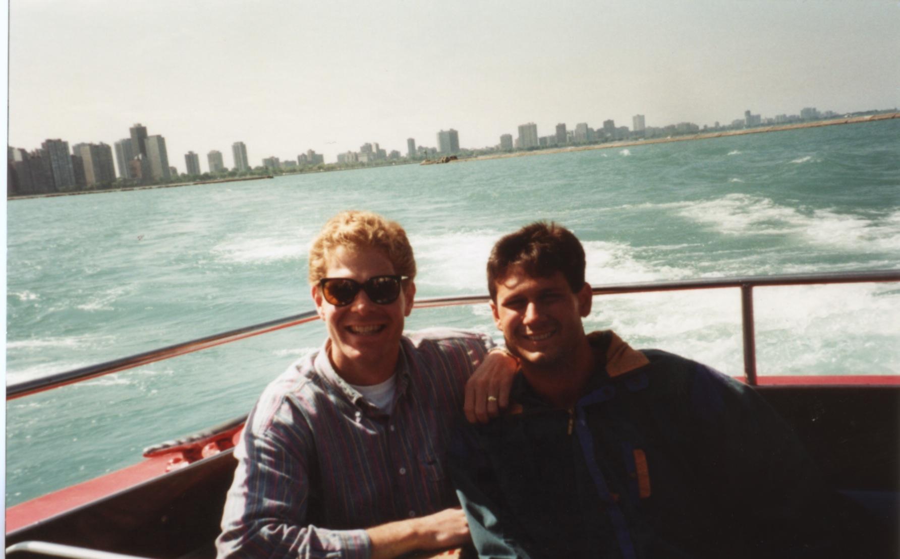 Wendella Boat Tour, Chicago