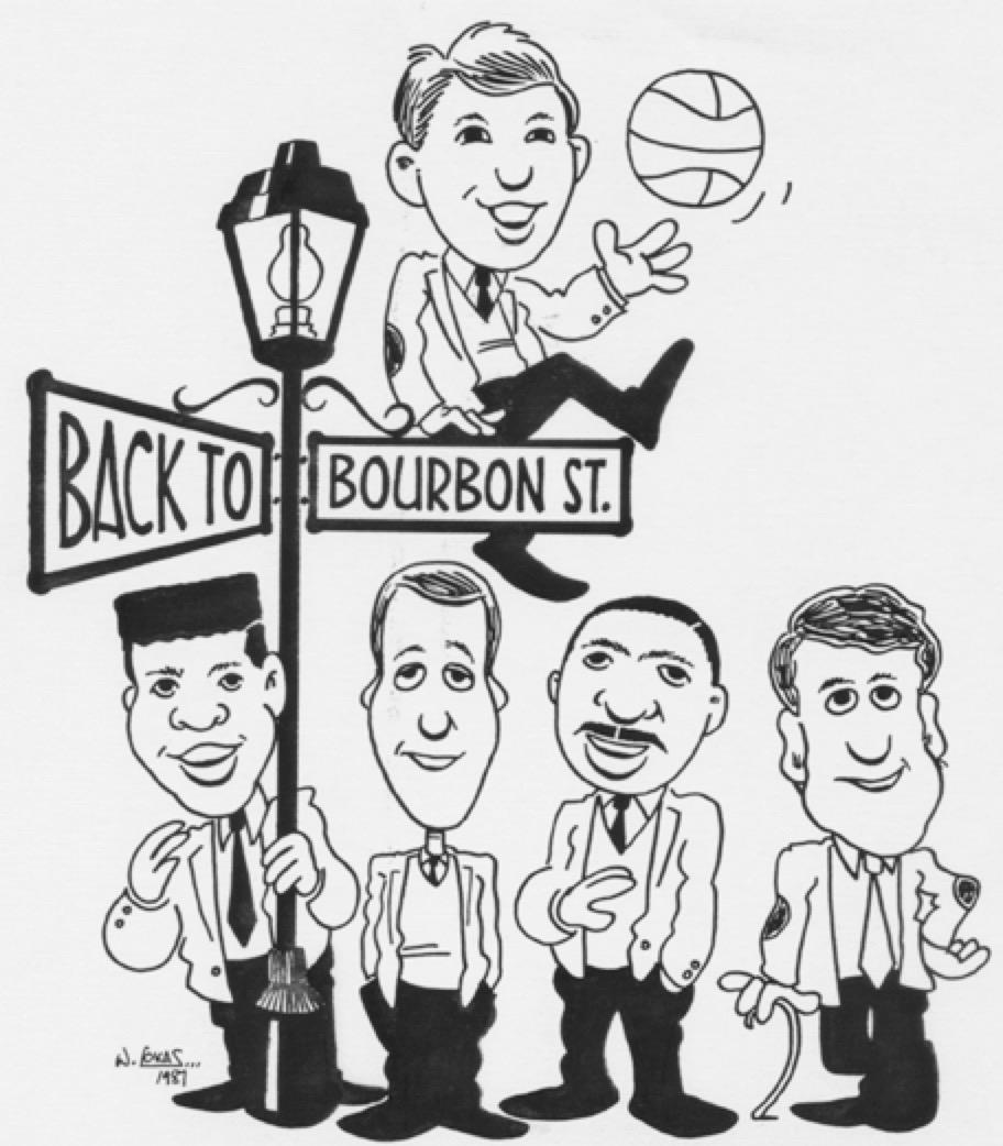 Back to Bourbon Street
